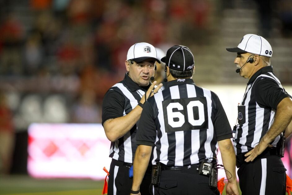 CFL Referees Salaries 2020 Per Match Fees