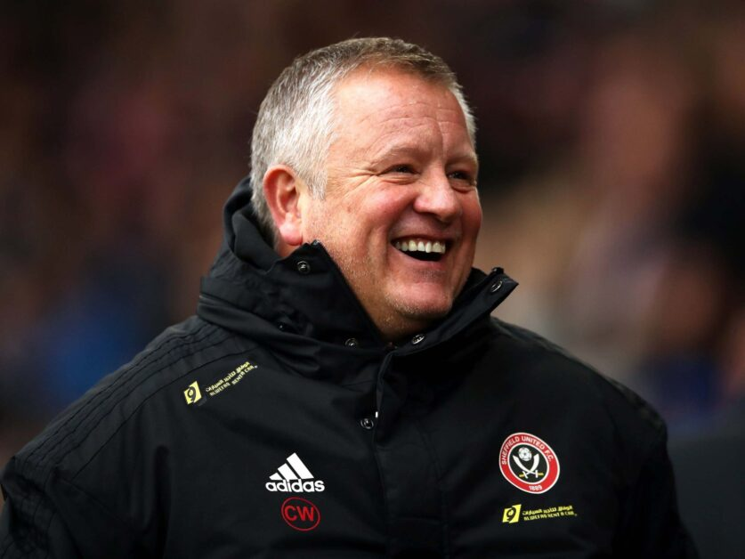 Chris Wilder Contract Deal with Sheffield United
