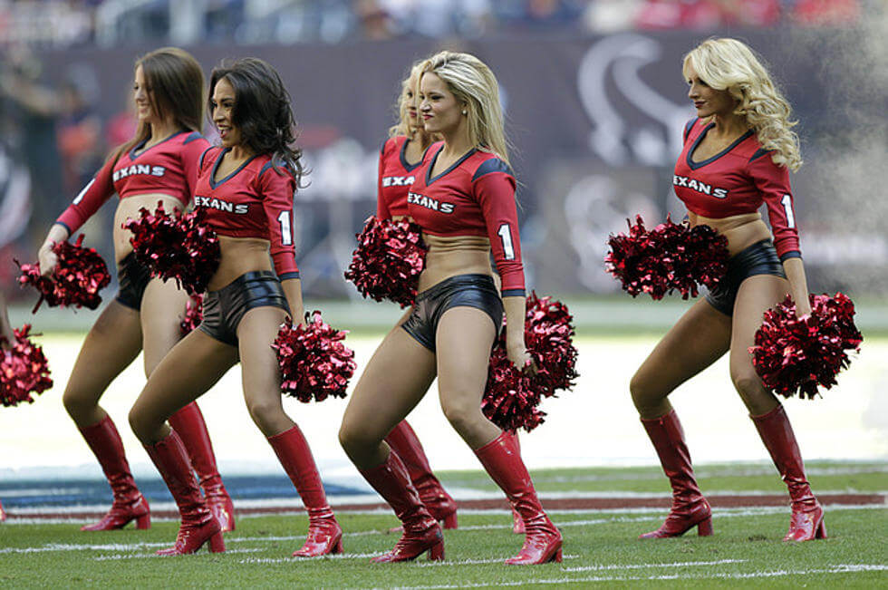NFL Cheerleaders Salary