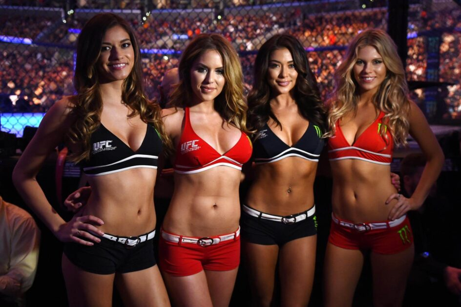 UFC Ring Girls Salaries