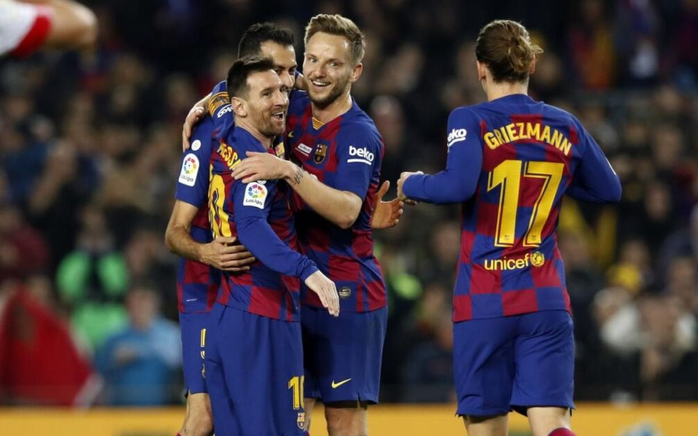 Barcelona (Football) Most Valuable Sports Teams in the World