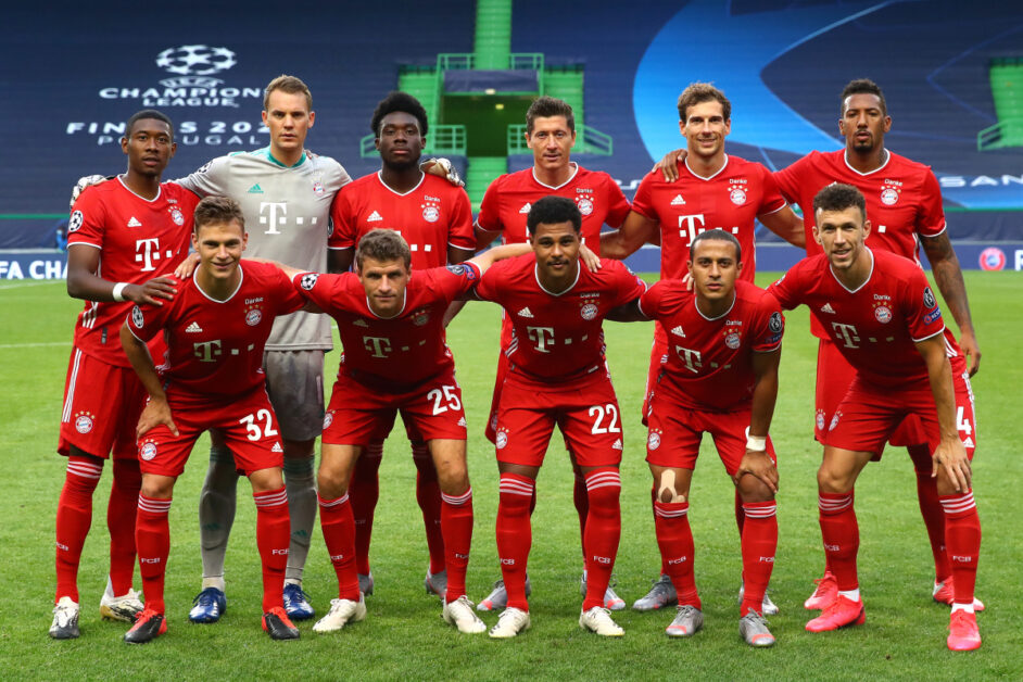 Bayern Munich (Football) Most Valuable Sports Teams in the World