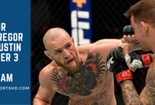 Conor McGregor vs Dustin Poirier 3 Live Stream: When and how to watch UFC 264 online