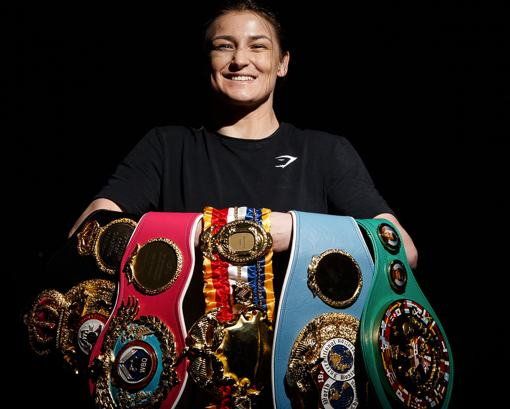 Katie Taylor Best Female Boxers In The World