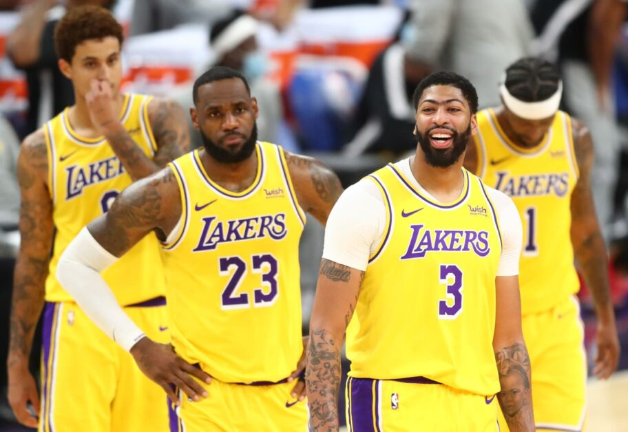 Los Angeles Lakers (NBA) Most Valuable Sports Teams in the World
