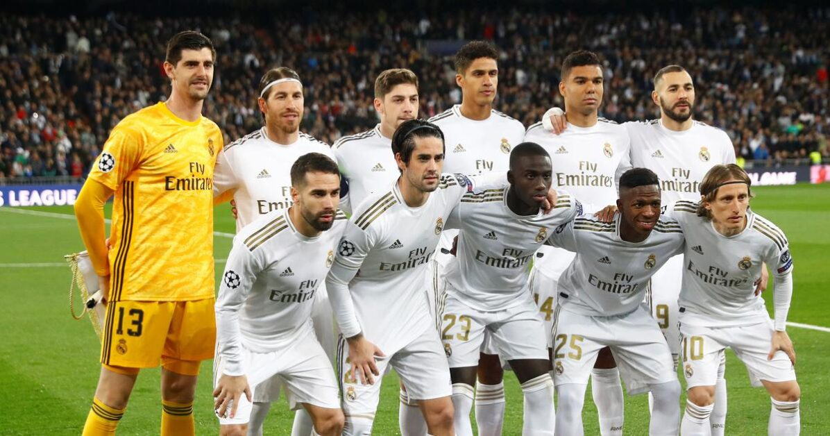 Real Madrid (Football) Most Valuable Sports Teams in the World